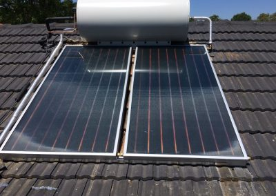 Solar Electric Hot Water Installation Newcastle NSW