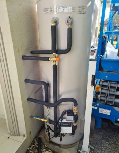 Newcastle Plumbing After Solar Hot Water Service