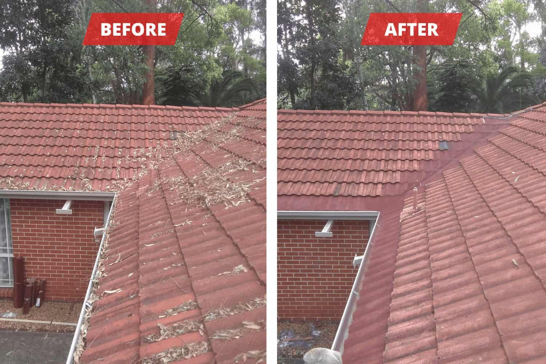 Leaf Stopper Roof Gutter Guard Newcastle