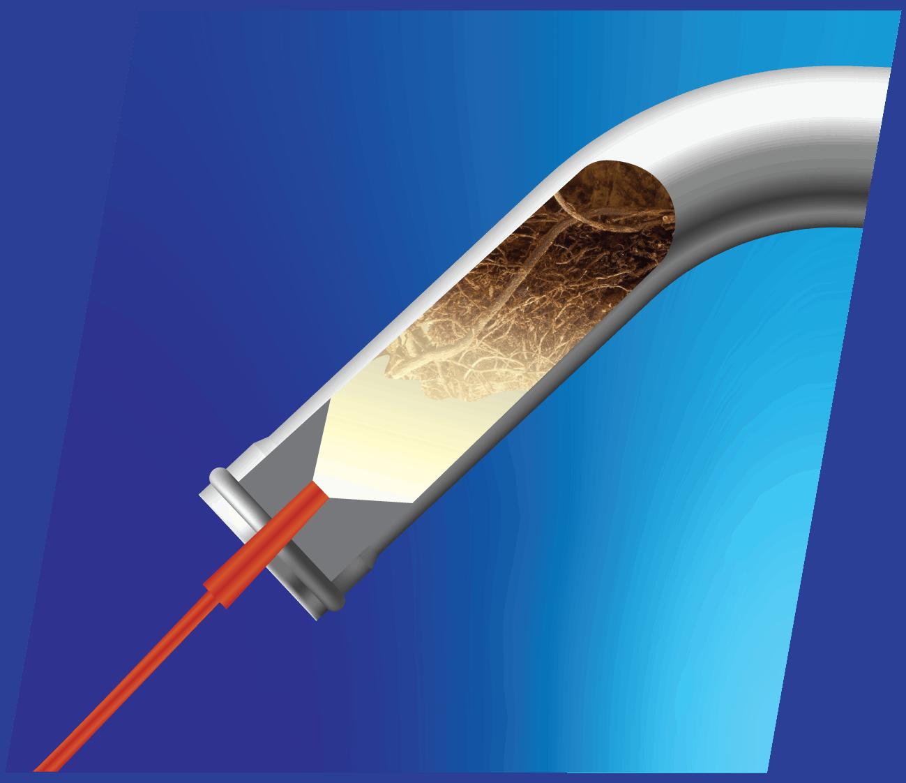pipe relining cctv blocked pipe