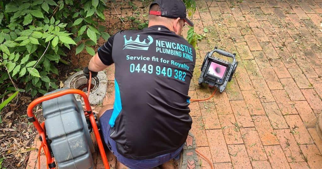Blocked Drains Newcastle Plumbing Kings